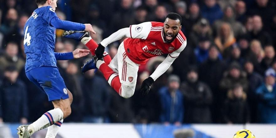 Chelsea İle Arsenal 2-2 Berabere Kaldı