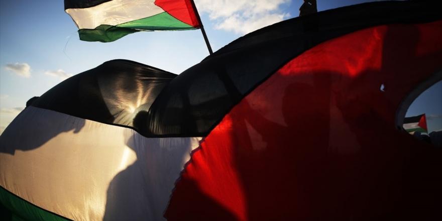 Filistin'den, İsrailli Liderlerin Ürdün Vadisi'ni İlhak Açıklamalarına Tepki