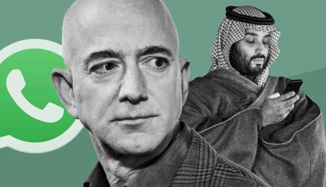 Prens bin Selman, Dünyanın en zengin adamı Bezos'un özel sırlarını nasıl ele geçirdi?