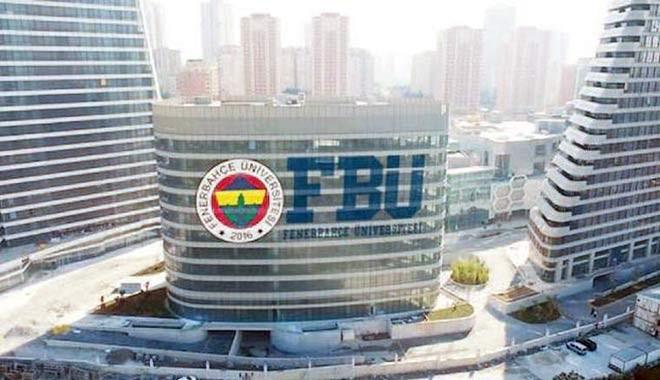 Fenerbahçe Üniversitesi'nin TÜRGEV'le ne ilgisi var?