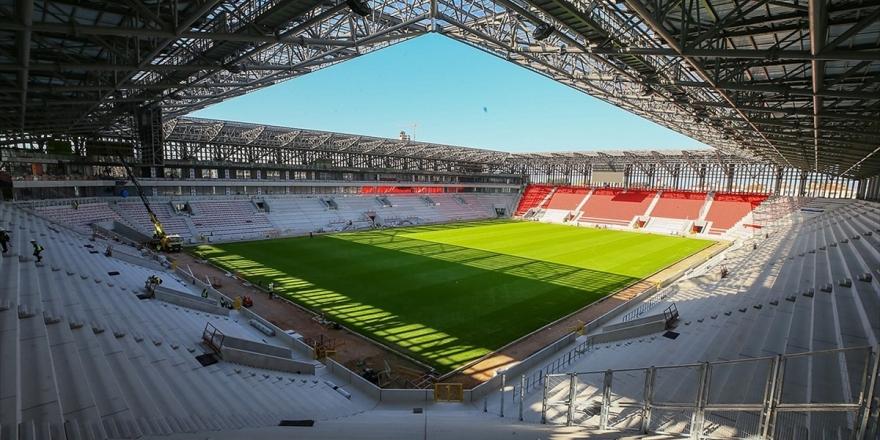 Göztepe Hafta Sonu Yeni Stadına Kavuşuyor