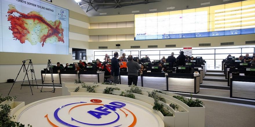 Afad: Depremzedeler İçin Başlatılan Yardım Kampanyasında 50 Milyon 576 Bin Lira Toplandı