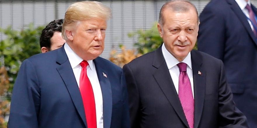 Cumhurbaşkanı Erdoğan İle ABD Başkanı Trump Telefonda Libya Ve İdlib'i Görüştü