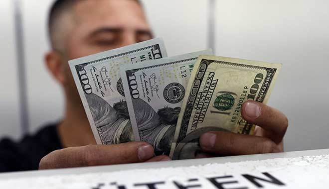 Piyasalarda koronavirüs tedirginliği, dolar 5.97'yi test etti
