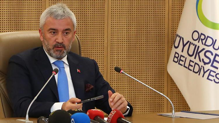 AK Parti'li Ordu Belediye Başkanının istifası istendi