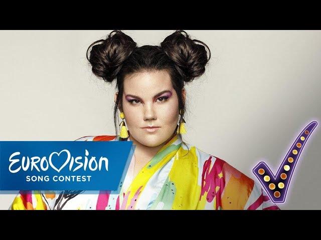 Tel Aviv, Eurovision'a Ev Sahipliği Yapacak