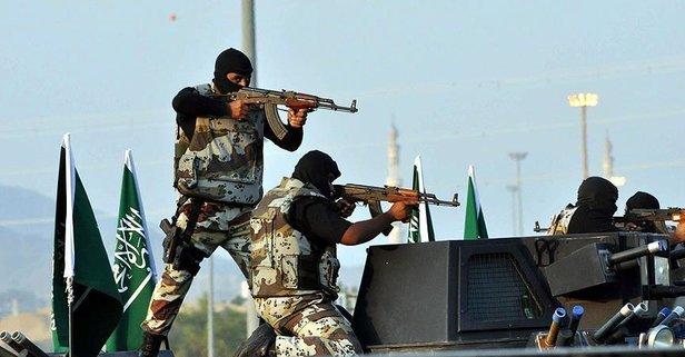 Suudi Askerler, Mescitlere Saldırdı