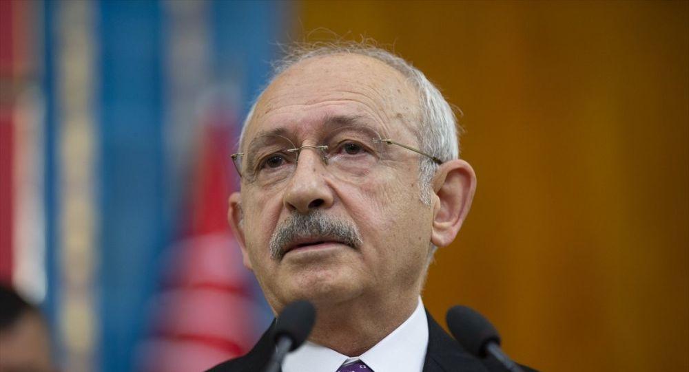 Kılıçdaroğlu: CNN Türk'ün tarafsız yayın yapıyormuş gibi yaparak A Haber tarzı yayın yapmasını kabul etmiyoruz