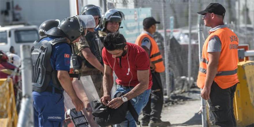 3. Havalimanında gözaltına alınan işçilerden 160'ı serbest bırakıldı
