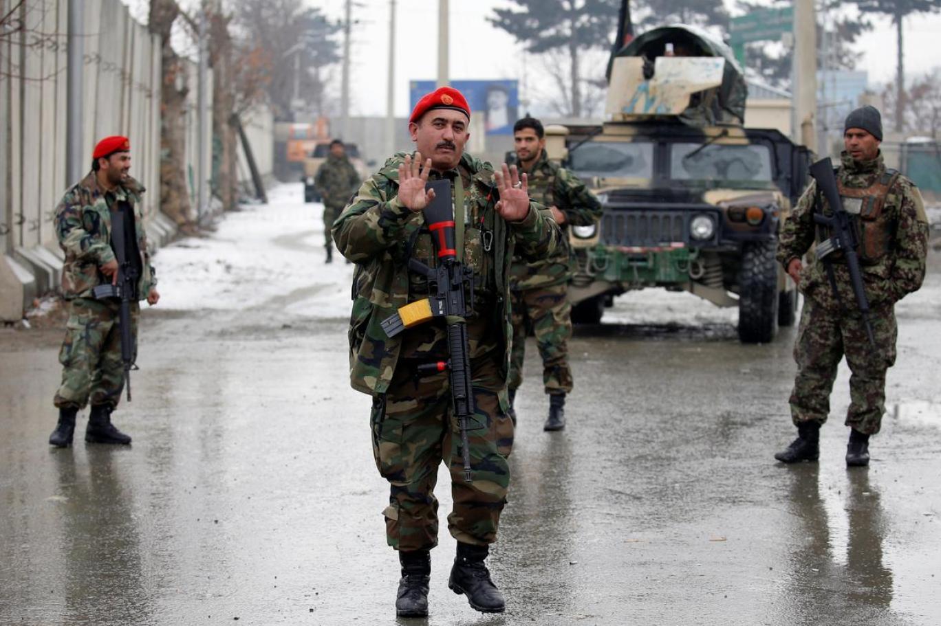 ABD ve Afgan askerleri arasında çatışma çıktı: 3 ölü 9 yaralı