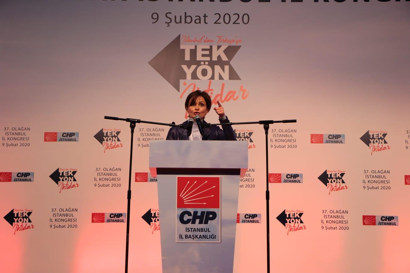 Kaftancıoğlu: 16 milyon İstanbulluya ahlaklı siyaset nasıl yapılır bir kez daha göstereceğiz