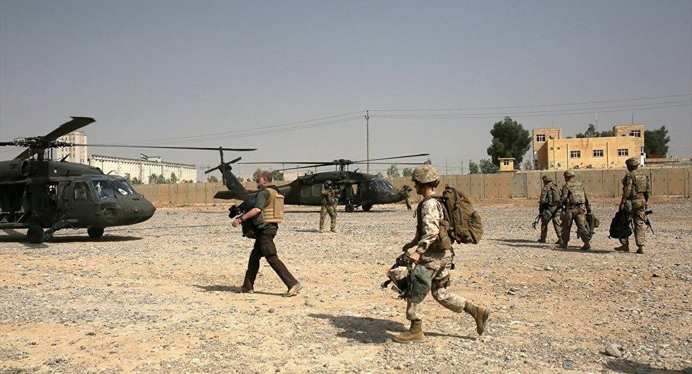 Kerkük'te ABD askerlerinin bulunduğu üsse füze saldırısı