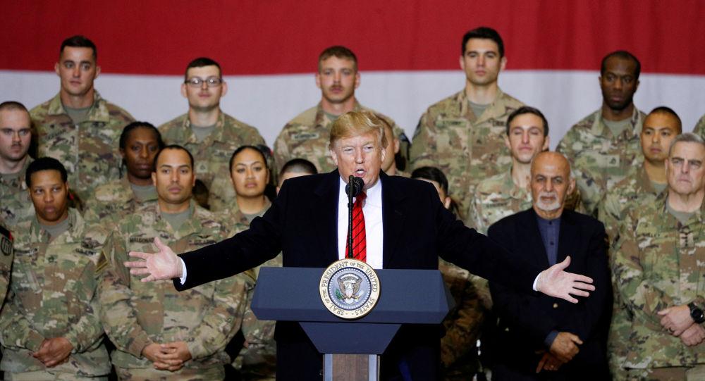 Trump: Taliban'la anlaşma çok yakın