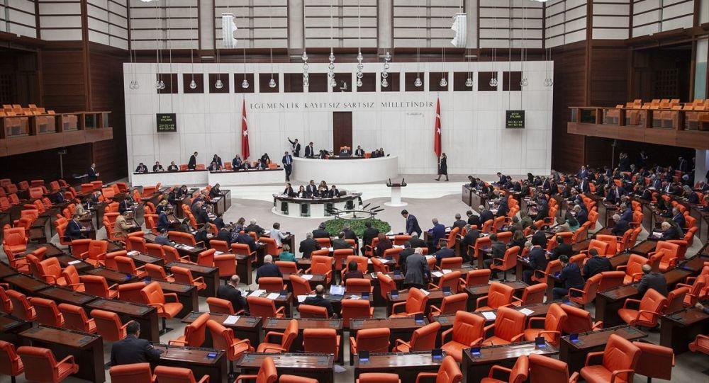 PKK'yı 'silahlı Kürt muhalefeti' olarak tanımlayan HDP'li Işık'a, TBMM Genel Kurulundan geçici çıkarma cezası