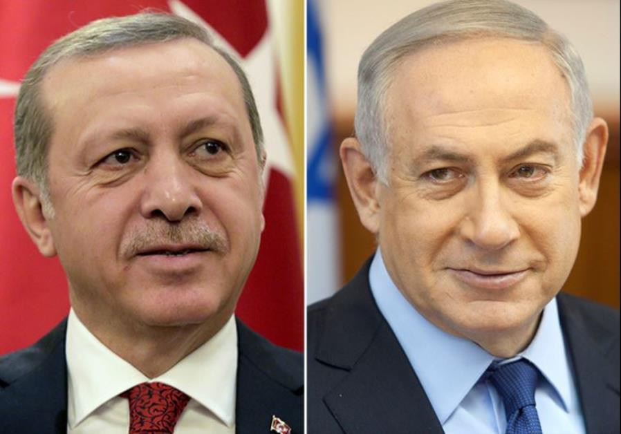 Erdoğan Arka Kanallardan İsrail İle Konuştu