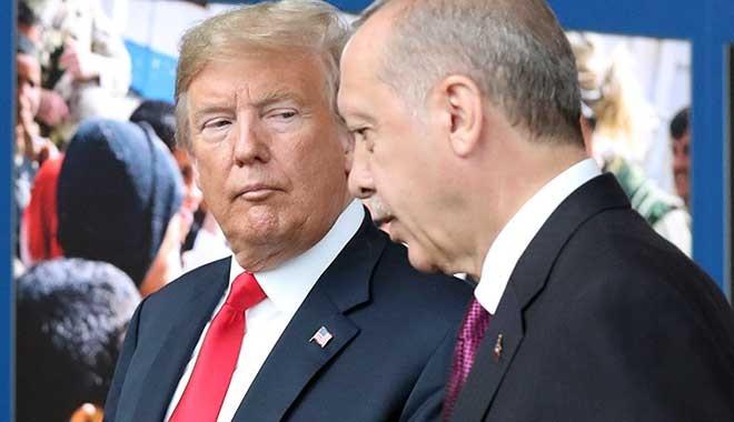 Trump: Erdoğan'la İdlib hakkında konuştuk, beraber çalışıyoruz