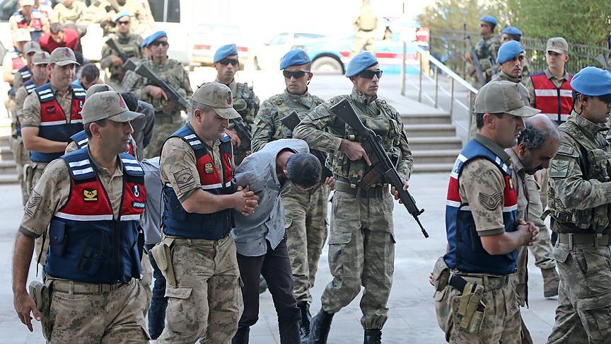 MİT Operasyonları Dizisi : 9 PKK/YPG'li Terörist Yargıya Teslim Edildi