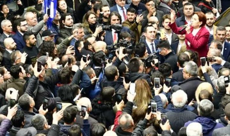 """Erdoğan'ın """"İYİ Parti 2023'e kalmaz"""" sözlerine Akşener'den sert yanıt"""