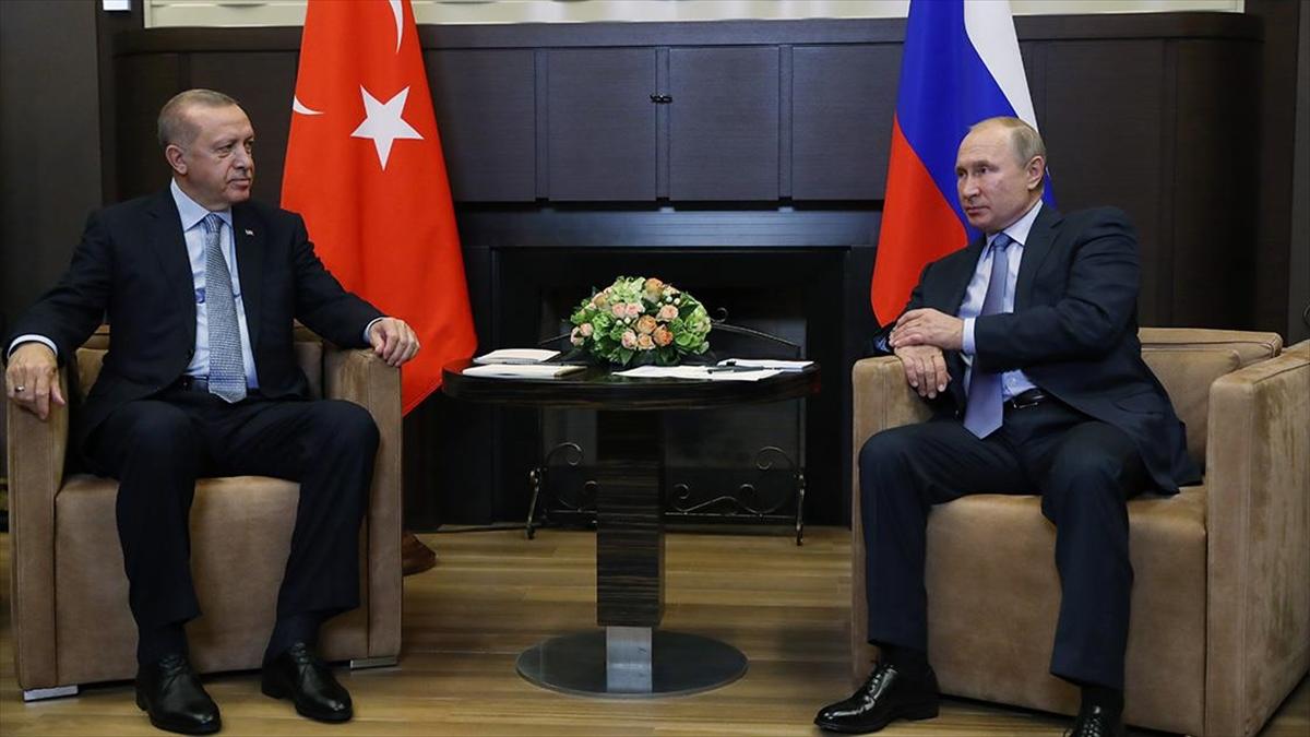 Erdoğan ile Putin 5 Mart'ta görüşecek