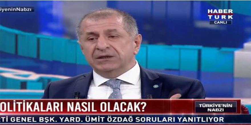 """""""Bu Türkiye'yi parçalar"""""""