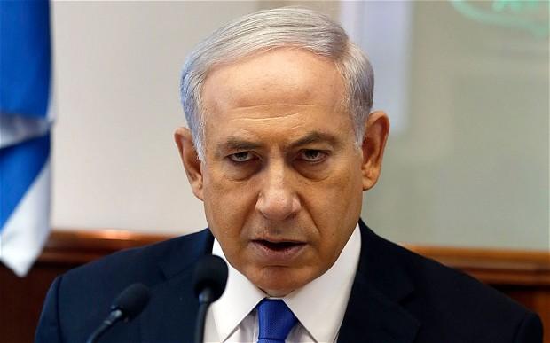 """Netanyahu KKTC'yi """"İslami Terörist"""" İlan Etti!"""