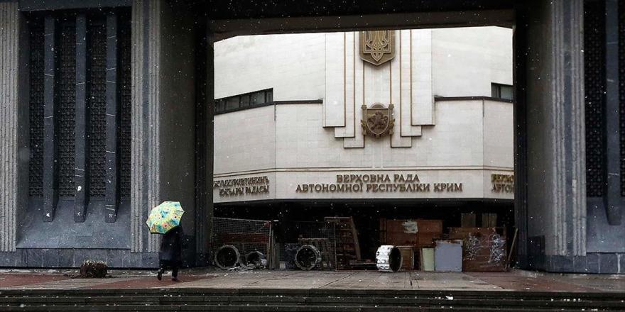 Kırım'ın İlhakı 6 Yıl Önce '26 Şubat Olayları' İle Başladı