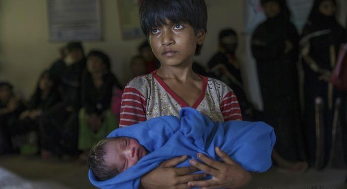 Almanya'dan Rohingyalara 15 milyon euro ek yardım