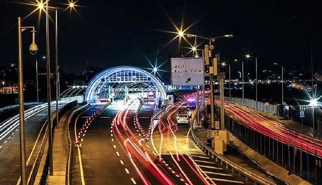 Avrasya Tüneli'ne geçen yıl 'sehven' yapılan zam uygulanmış! 67 Milyon TL fazladan ödendi