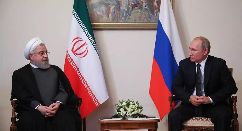 Kremlin: Putin'le Ruhani telefonda görüştü
