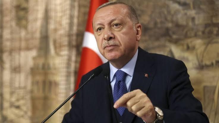 Erdoğan sığınmacılara dair konuştu: Kapılar açılınca telefonlar geldi, 'Bitti o iş, nasibinizi alacaksınız' dedim