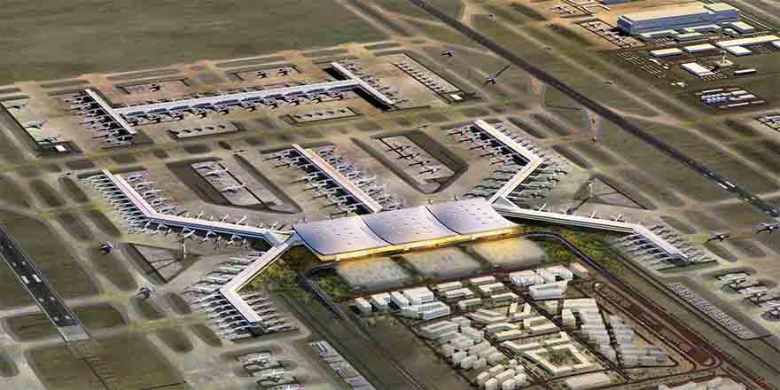 3. Havalimanı'nın açılış tarihi ertelendi