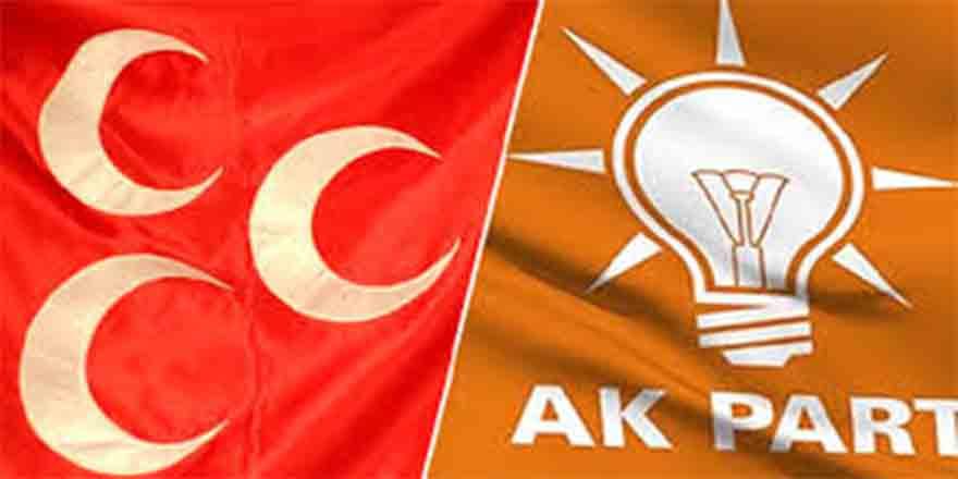 AK Parti ile MHP arasında gerginlik... MHP'den yeni açıklama