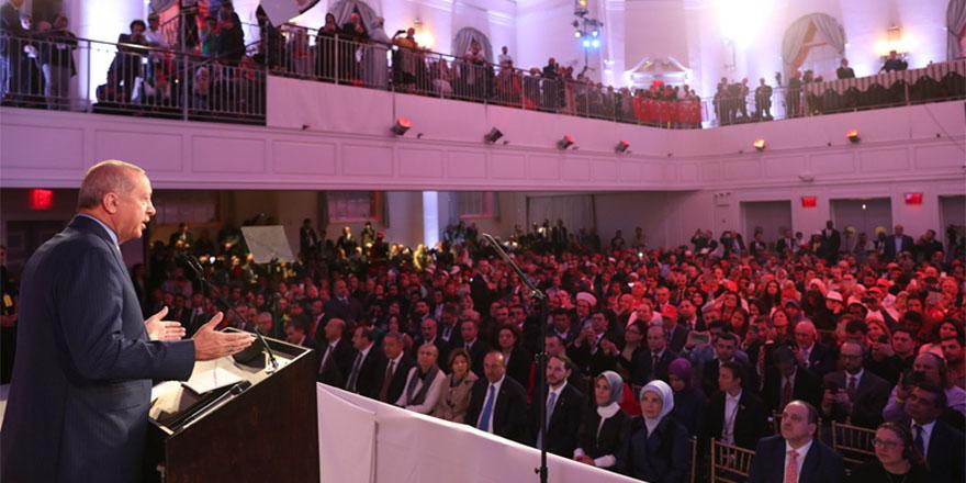 Fırat'ın doğusunu kapsayacak şekilde güvenli bölgeleri artırmaya devam edeceğiz