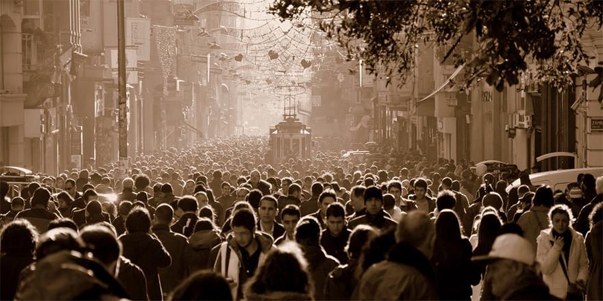 Gelir adaletsizliğinin en yüksek olduğu yerler İstanbul; Adana, Mersin ve İzmir