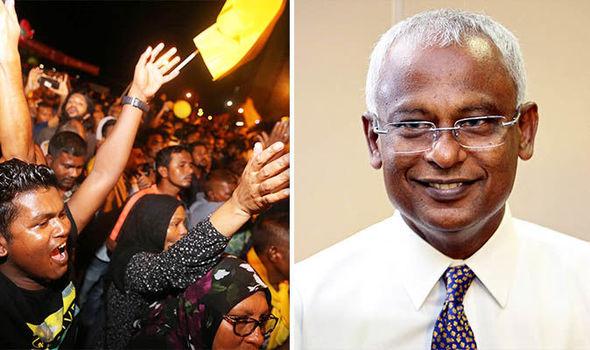 Maldivler'deki Seçimde Çin-ABD Yarışı