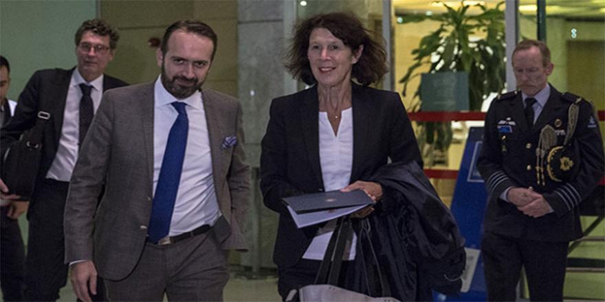 İlişkiler normalleşti, Hollanda Büyükelçisi Ankara'ya geldi