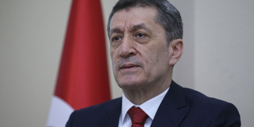 Milli Eğitim Bakanı Selçuk: Hiçbir Endişeye Mahal Yoktur. Her Türlü Telafiyi De Yaparız