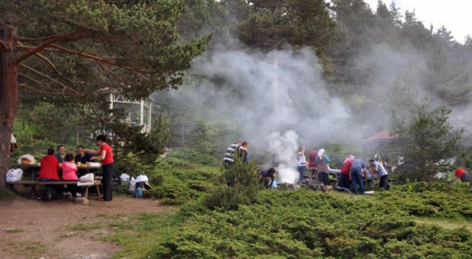 Tarım ve Orman Bakanlığı, park ve mesire alanlarında mangala yasak getirdi