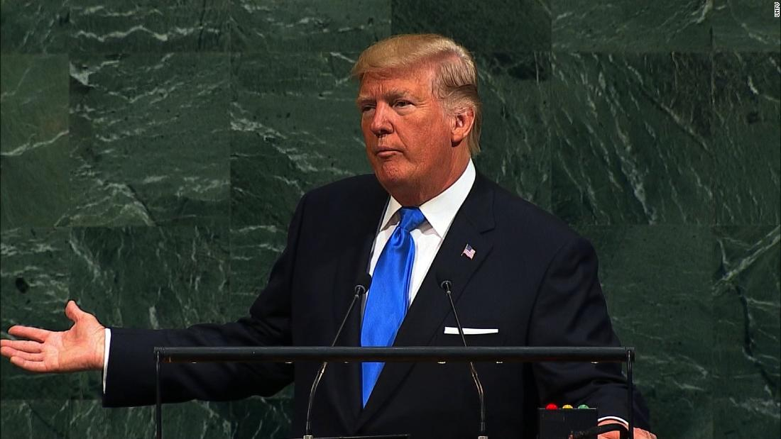 Trump: 'İran Terörist, Hindistan Özgürlükçüdür'