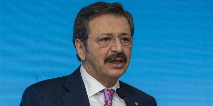 TOBB Başkanı Hisarcıklıoğlu, Kovid-19'dan Etkilenen İşletmelere Çağrı Yaptı