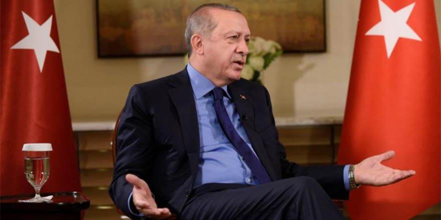 Erdoğan: Brunson olayının bizim ekonomimiz ile alakası yok