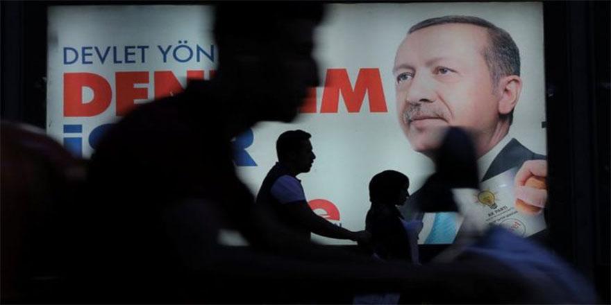 """Financial Times, """"Erdoğan'ın kumarı"""""""