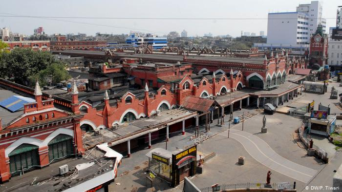 Hindistan'da sokağa çıkma yasağı ilan edildi
