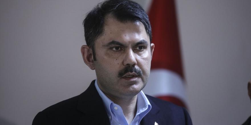 Çevre Ve Şehircilik Bakanı Kurum: Hazine Taşınmazlarının İhaleleri İptal Edildi