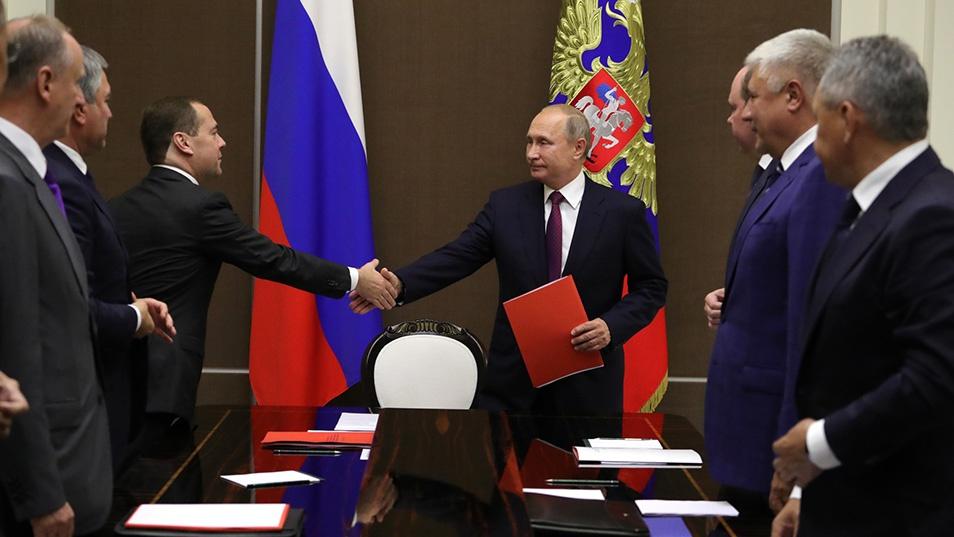 ABD Yaptırımları, Rus Yatırımcıları Putin'in Kollarına Attı