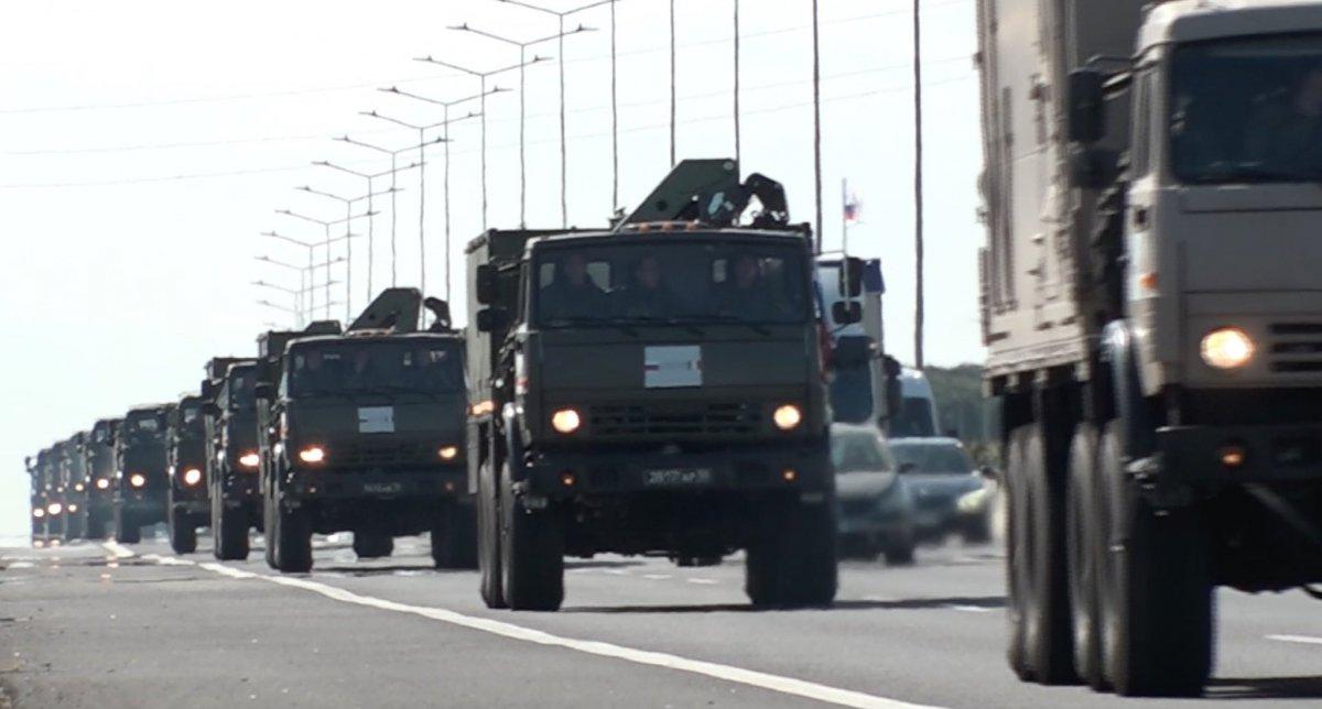 Rus askerleri İtalya'da