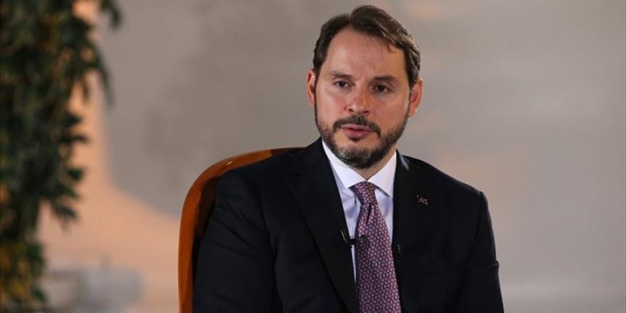 Hazine Ve Maliye Bakanı Albayrak'tan Bankalara 'Dayanışma Taahhüdü' Mesajı
