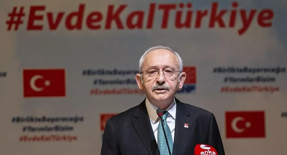 Kılıçdaroğlu'ndan siyasi parti liderlerine 'Kovid-19' mektubu