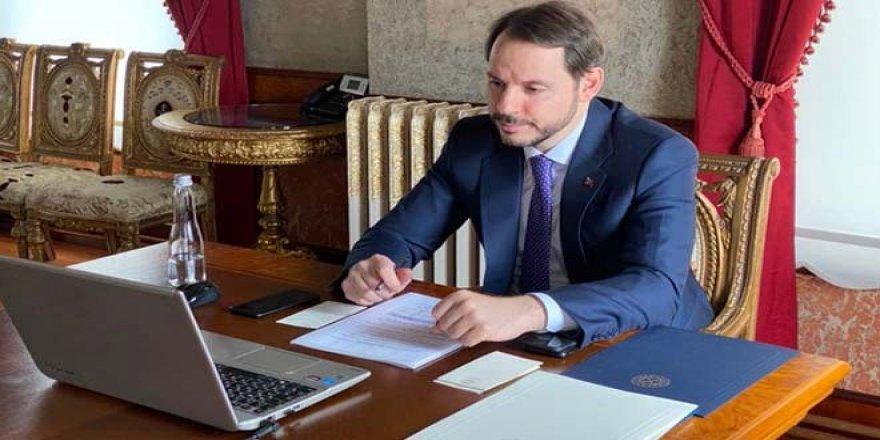 Hazine ve Maliye Bakanı Albayrak, İş Dünyasına ve Vatandaşlara: Taahhütlere Uymayanları BDDK'ya Şikâyet Edin