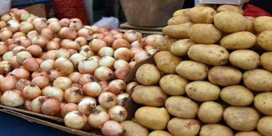 İnsafsızlar Gıdayı 'Oyun' Aracı Yaptı: Patates Fiyatı 6-7 TL'ye Çıktı